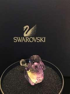 Swarovski Crystal 施華洛世奇 水晶擺設 特別版狗仔