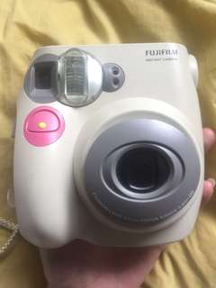 Fujifilm Instax Mini 7s (faulty but functional)