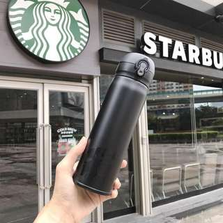 Starbucks Matte black edition tumbler