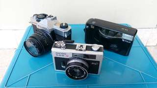 For Sale Kamera Analog
