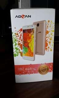 Smartphone Advan S5E 4GS