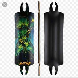 Rayne longboard