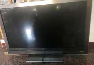 SONY 46吋彩色液晶電視