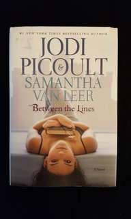 Between the Lines ~ Jodi Picouit & Samantha Van Leer