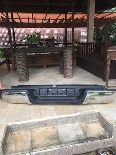 Ford ranger t6 fl rear bumper
