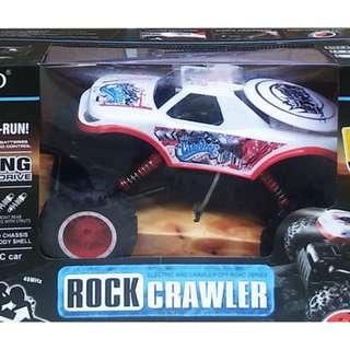 Mainan Remote Control RC ROCK CRAWLER 4WD - 757-4WD08