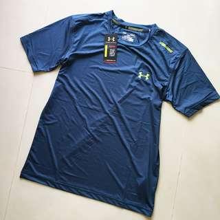 轉櫃正品under armour 美國UA GOLF運動排汗衣 短袖T恤 男M號