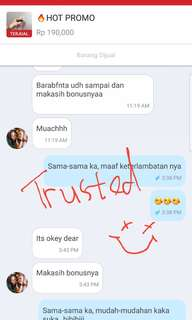 TRUSTED 💋💋💋