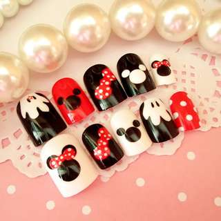 Disney's Mickey Nail Art Stickers