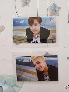 BTS DANGER Set