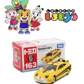 【日本原裝進口】日本TAKARA巧虎跑車 007101