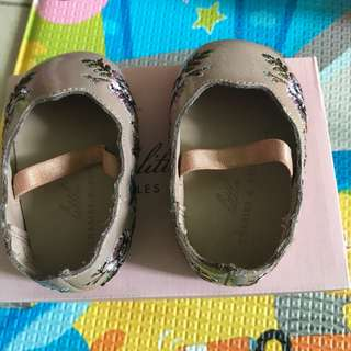 Charles and Keith Baby Shoes