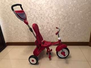 Radio Flyer 三輪車
