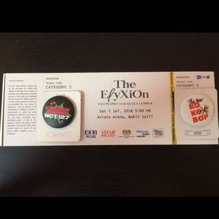 WTS CAT5 ElyXion in Malaysia ( EXO )