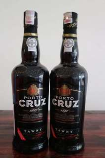 Porto Cruz Red wine
