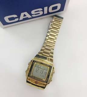 DB360 CASIO VINTAGE