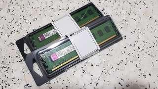 Kingston RAM 2 X 2GB = 4GB