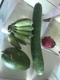 剛採摘新鮮蔬果(全部)