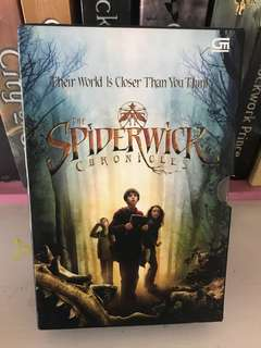 Spiderwick chronicles series