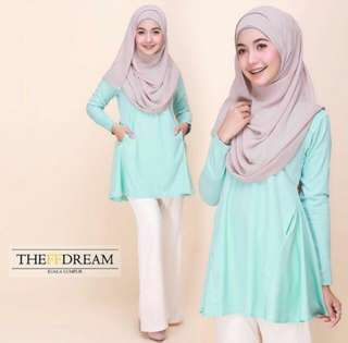 The FFDream KL blouse top