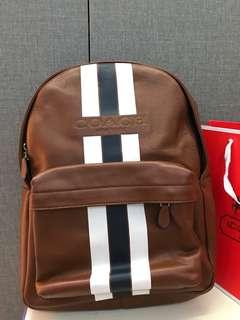 Coach men backpack laptop bag backpack handbag