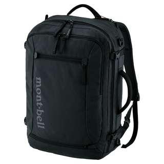 日本名牌 Mont.bell Tri pack 高級背囊 / 背包 / 旅行袋 (全新)