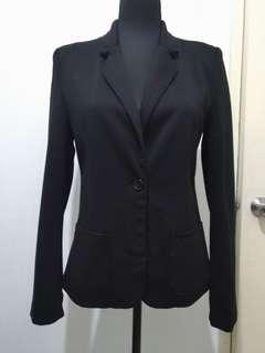 Cotton On Black Blazer Small