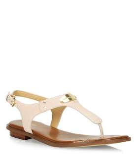 Michael Kors Sandals Blush Pink