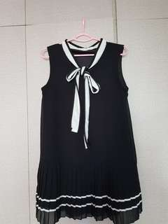 Black Sailor Dress