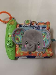 Peek&Play Baby Book