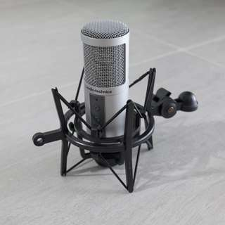 🎙️ Microphone Suspension Boom Scissor Shock Mount for Home Studio
