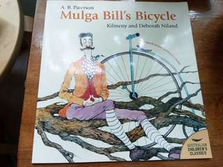 Mulga Bill's Bicycle by AB Paterson