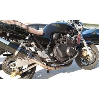 HONDA CB400 2001