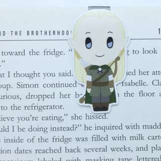 [po]The hobbit magnetic bookmarks