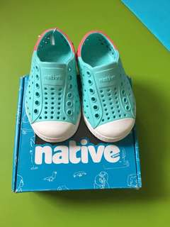 Native shoes 1yr and up