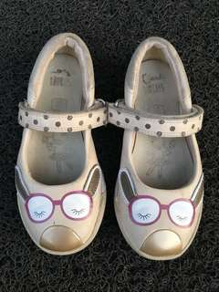 Clarks Mary Jane Girl Shoes