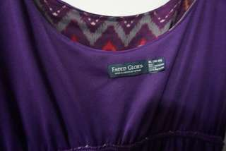 Imported: Purple Maxi Dress
