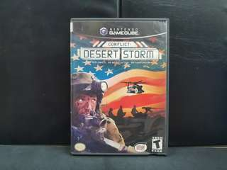 GameCube Conflict: Desert Storm (Used Game)