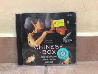 Chinese box un film de Wayne Wang Maggie Cheung