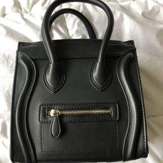 Black Mini Bag- CELINE Model