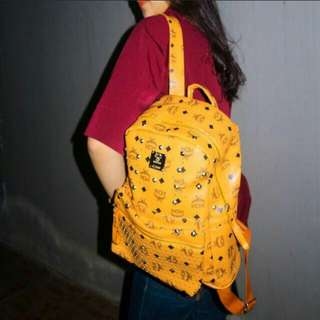 Backpack MCM Studed