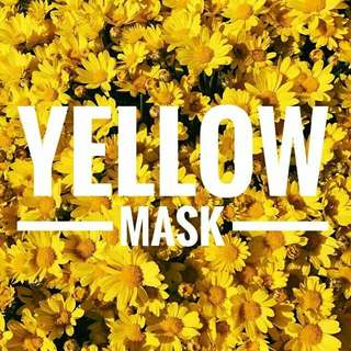 YELLOW MASK (masker wajah homemade)