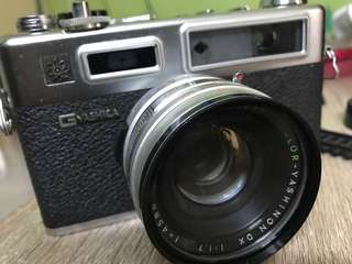 Yashica Electro 35 GSN 1973 Vintage