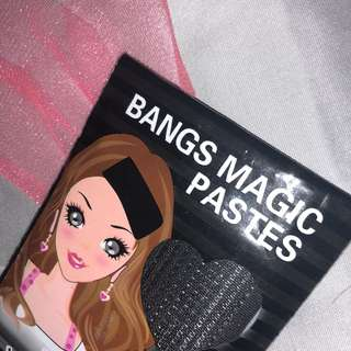 Bangs Magic Paste