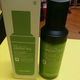 Tonymoly綠茶水潤保濕精華