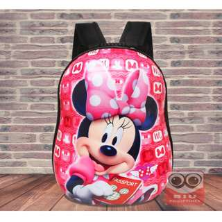 Children's Traum Minnie Mouse Hard Case Backpack