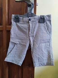 Celana pendek anak laki2