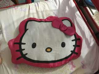 Hello Kitty Silk Pillow