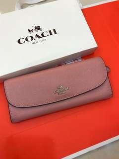 Coach Long Wallet women purse
