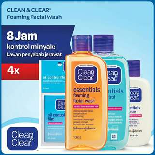 Clean & Clear beauty package